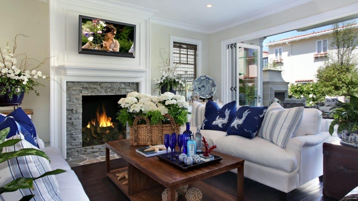 Furniture Setting Schemes in Interior Designing