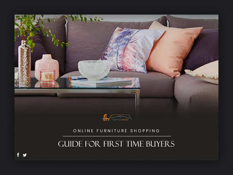 Online Furniture Shopping   Guide For First Time Buyers