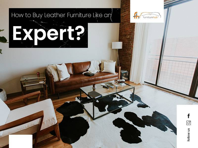How to Buy Leather Furniture Like an Expert?