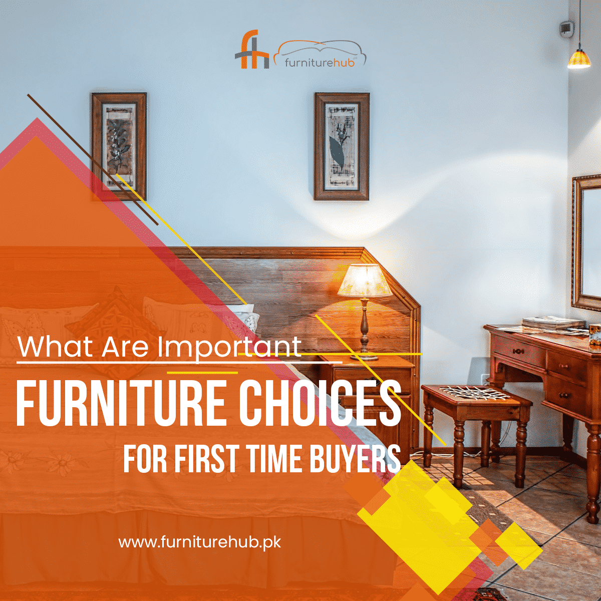 What Are Important Furniture Choices for First Time Buyers