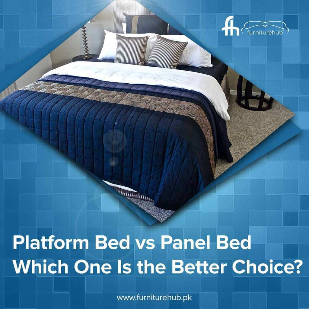 Platform Bed vs Panel Bed – Which One Is the Better Choice?