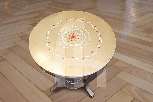 FH-5786 Center Table (Hand Painting)