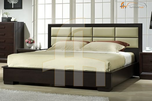 Buy Fh 5664 Modern King Size Bed Online At Discount Price In Pakistan Furniturehub Pk