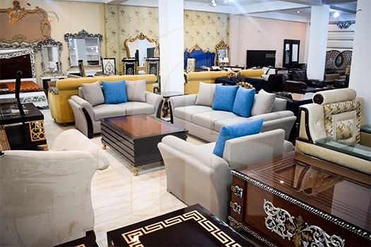 FH-5351 Easy To Set Up Sofa Set