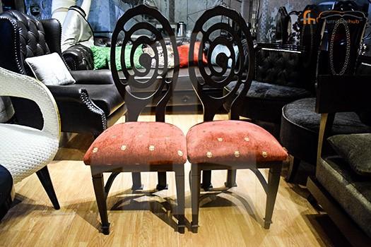 FH-5899 Bedroom Chairs Sheesham