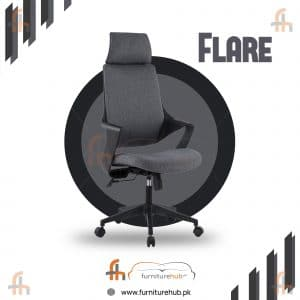 Best Office Chair In Black For Office Available On Sale At Furniturehub.Pk