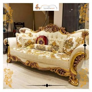 Sofa Set Design For Drawing Room With Sheesham Wood