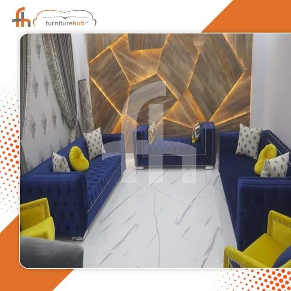 Beautiful Sofa Design With A Set