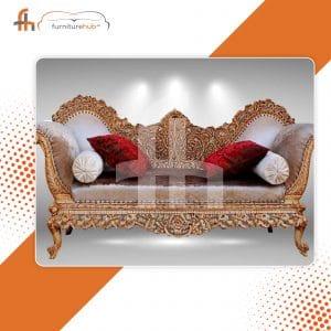 Royal Dewan In Gold