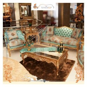 Victoria Sofa Set For Modern Homes