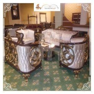 Royal Sofa Set Luxurious Design Available On Sale At Furniturehub.Pk