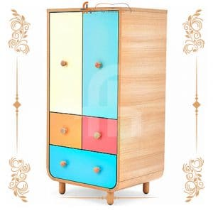 Small Wooden Cupboard For Babies At Sale Available At Furniturehub.Pk