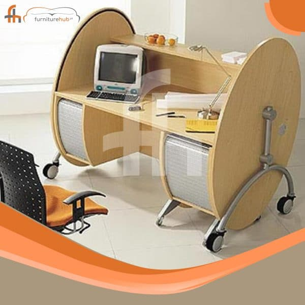 Round Table For Kids' Computer Avaialble On Sale At Furnniturehub.Pk