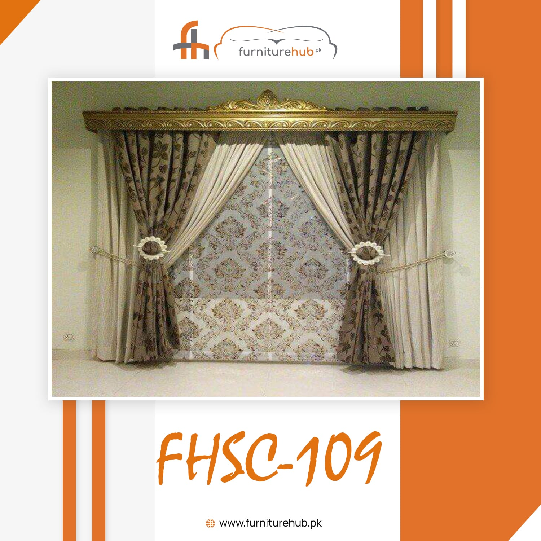 FHSC-109 Curtain Design