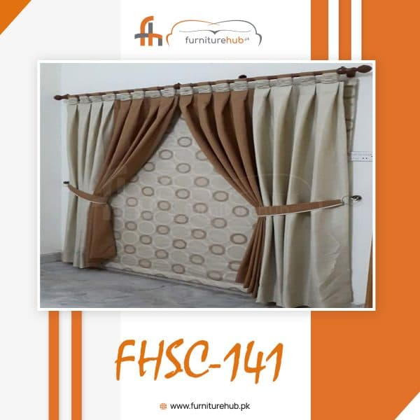 Designer Curtains For Living Room Elegant Style Available On Sale
