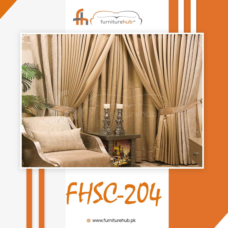 FHSC-204 Curtain Design