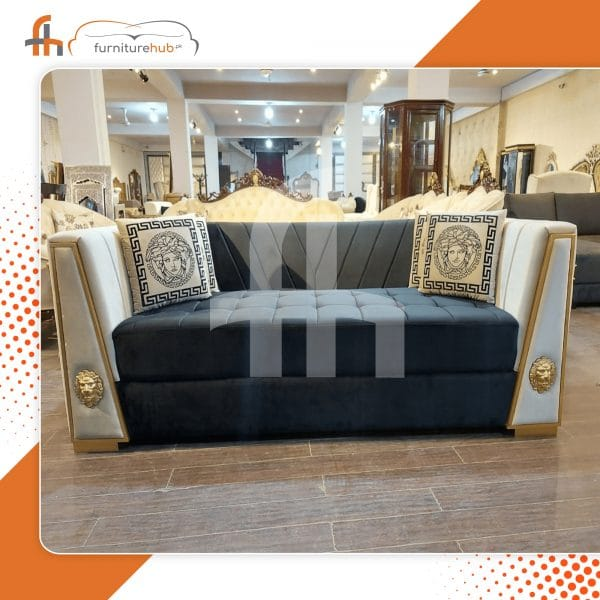 Modern Sofa Royal Set Available On sale At Furnturehub.Pk