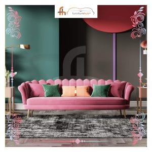 Colorful Sofa Set Available On Salle At Furniturehub.Pk