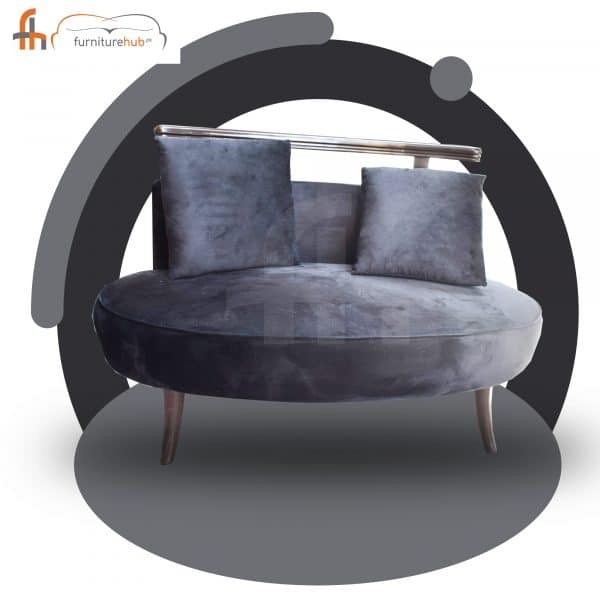 Two Seater Sofa Chinese Style Available On Sale At Furniturehub.Pk